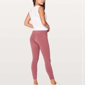 Lululemon So Merlot Wunder Under Hi-Rise leggings